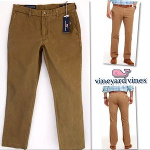 VINEYARD VINES OTTER SLIM FIT BREAKER PANT 32 32